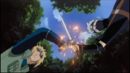 [неизлъчвани сцени] Историята на Hatake Kakashi част 1