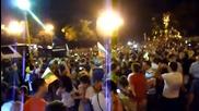 Глупава Мвр акция провокация Окървави Протеста