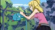 Fairy Tail - Епизод 4 Bg Sub
