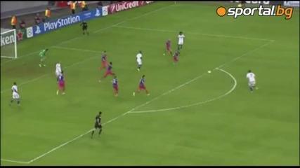 Стяуа - Челси 0-4
