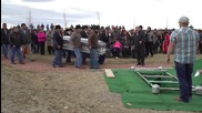 USA: Crow Tribe's last war chief laid to rest after passing at age of 102