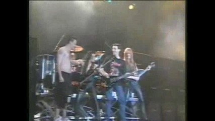 Manowar - The gods made heavy metal live