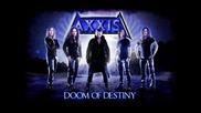 Axxis - The fire still burns