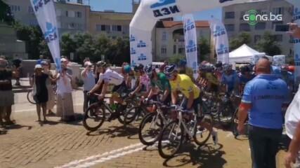 Старт на 67-ото издание на Международната колоездачна обиколка на България