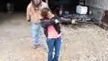 Girl shoots 12 gauge shotgun 12guage shotgun fail