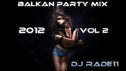 Balkan Party Mix 2012