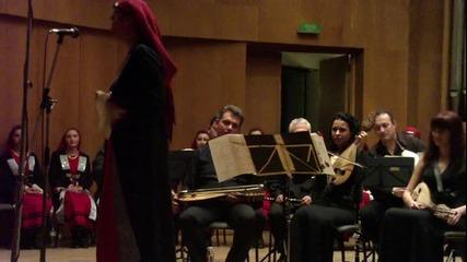 Sabrali mi sa, nabrali - Neli Andreeva i orkestar - Dfa Filip Koutev - 25.02.2010g