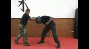 Самозащита При Нападение С Нож