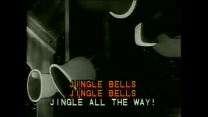 Оригиналната анимация и песен Jingle Bells - караоке - Детски филми - Детски игри - Bg Flash