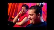 Joseph Beatbox Nouvelle Star 2007 (Пристигането и изпълнението ) Интервю