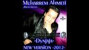 ~ Muharrem Ahmeti ( 2012)