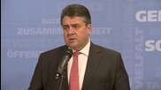 Germany: Influx of migrants should be reduced says Vice Chancellor Gabriel