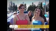 Ученици изненадаха класната си със Сани от X Factor!