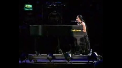 Evanescence - Bring Me To Life Live