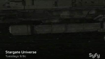Stargate Universe - 2x03 - Awakening Sneak Peek