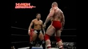 Brock Lesnar vs. Yuji Nagata - New Japan Pro Wrestling 12.11.2005