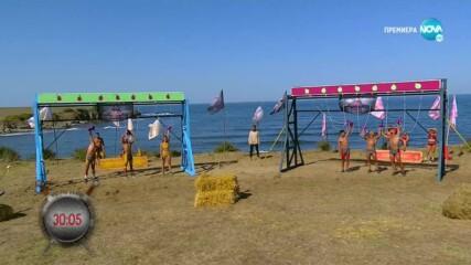 Игри на волята: България (21.10.2020) - част 2: Тежка и оспорвана битка между ЛОВЦИТЕ и ЖЪТВАРИТЕ