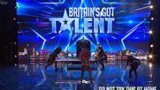 Фентази илюзия Великобритания търси талант 2018