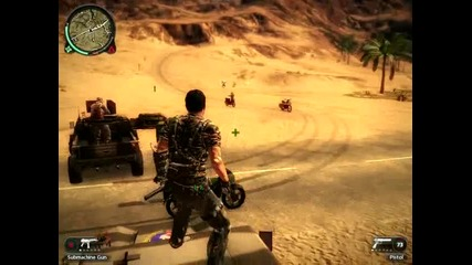 Just Cause 2 Demo Gameplay