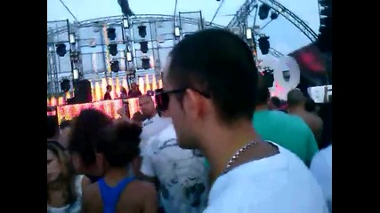 10 Years Cacao Beach / Solar closing event with Victor Calderone 2013