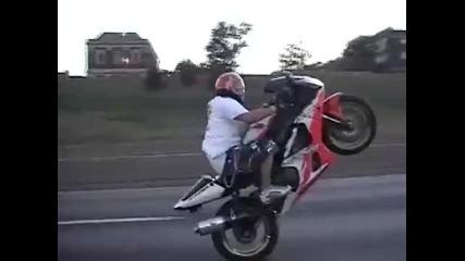 City Limits St. Louis Motorcycle stunts