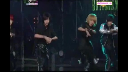 Hd 110527 Boyfriend - Let s Get It Started Debut Stage Live Performance