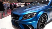 Mansory Mercedes-benz S63 Amg Coupe Diamond Edition - Exteri