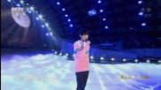 Luhan - Our Tomorrow @ 150102 Cctv1 Dream Star Partner