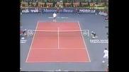 ATP Tour World Championship : Сампрас - Агаси - Част 9/15