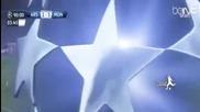 Арсенал - Монако 1-3 - (champions league) 25.02.2015
