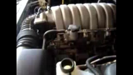 Снимане На Двигателя