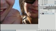 Photoshop уроци! бели зъби (hd)