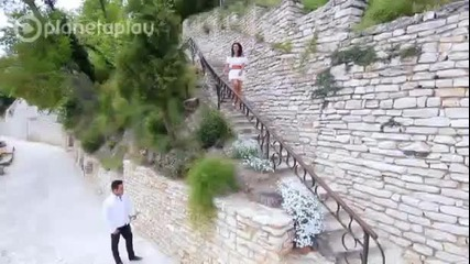 Djena i Andreas - Da te prejalia ( Oficialno video )