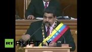 "Venezuela: Maduro praises Obama's ""bravery"" in strengthening diplomacy"