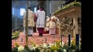 Папата се помоли за мир през 2013 г.