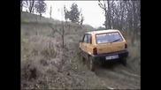 Офроуд Fiat Panda 4x4 Extreme