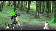 Yoda Vs Predator -deathmatch-