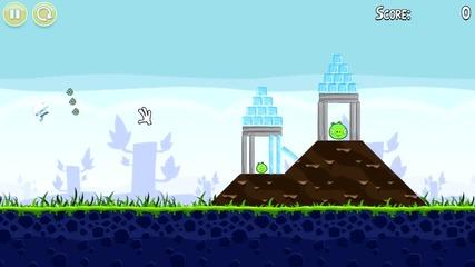 Angry Birds Walktrough Eпизод 3 (nasko_kanara)