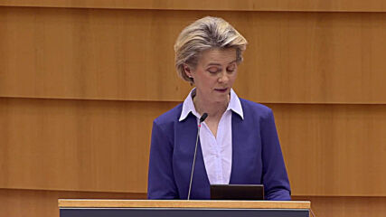 Belgium: 'In all beginnings dwells a magic force' - von der Leyen welcomes new start with Biden