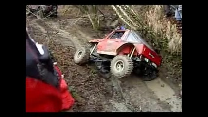 Off - road 4x4 extreme