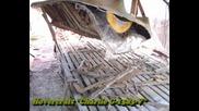 Изработка на калъпи на hovercraft Charlie G - 1583 - V