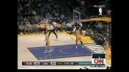 """""""Лейкърс"""" с  рекордна победа в НБА – 112:57 над """"Кливланд"""""""