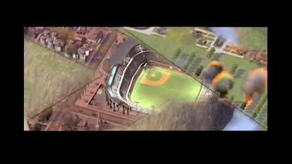 Sims City 4 Trailer