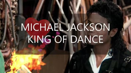 Michael Jackson King of Dance/