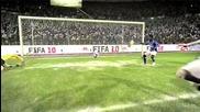 Fifa Soccer 10 Xbox 360 Trailer - Gameplay Trailer