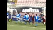 Napoli : Roma - Batistuta Goal