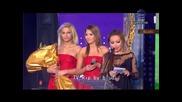Освиркаха Преслава на годишните музикални награди на Телевизия Планета !