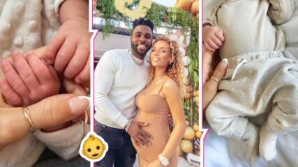 Честито! Джейсън Деруло стана баща за първи път, разкри и името на бебето