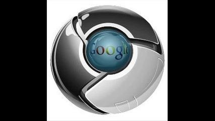 Google Chrome or Internet explorer or Mosila Firefox