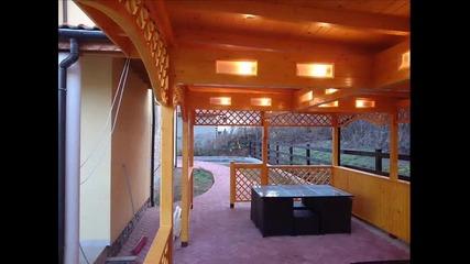 Хамър Билд Еоод - производство на дървени конструкции, навеси, беседки и барбекюта от дърво за двора